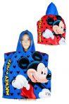 Disney Mickey strand törölköző poncsó
