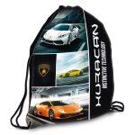 Lamborghini mintás sportzsák