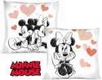 Minnie és Mickey kispárna huzat