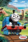 Thomas a gőzmozdony polár takaró
