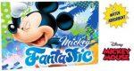 Mickey egér kéztörlő arctörlő