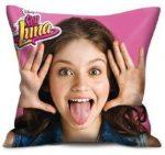 Soy Luna párna  pink