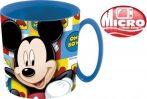 Mickey egér műanyag bögre