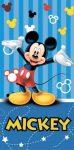 Mickey mintás törölköző
