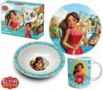 Elena  Avalor hercegnője porcelán étkészlet