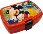 Uzsonnás doboz Mickey egér mintával