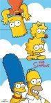 Simpsons törölköző