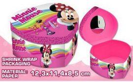 Minnie egér ékszertartó doboz