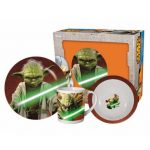 Star Wars étkészlet-Yoda