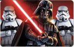 Star Wars mintás tányéralátét