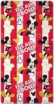 Mickey egér gumis lepedő