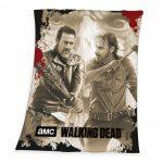 The Walking Dead polár takaró