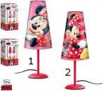 Minnie egér gyerek asztali lámpa
