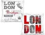 London kispárna huzat