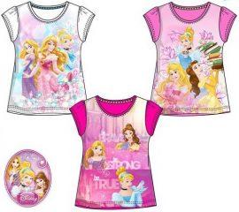 Hercegnők gyerek póló