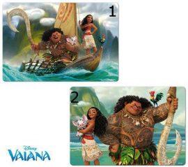 Disney Vaiana tányéralátét